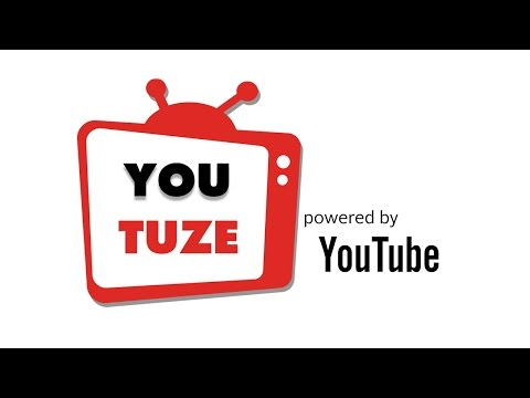 How to Add Channels in YouTuze