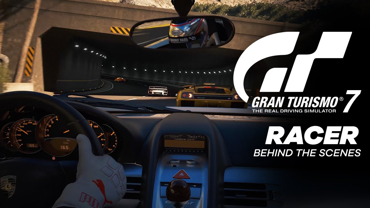 Gran Turismo 7 - Racer (Behind The Scenes)   PS5 PS4