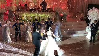 Harsi par. Танец жениха и невесты. Ваган и Маргарита 22 сентября 2018. Армянская свадьба Пятигорск