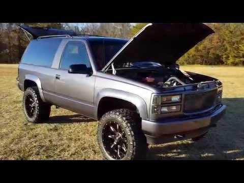 1993 GMC Yukon For Sale