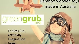 Wooden Toys And Gifts For Kids Made In Australia