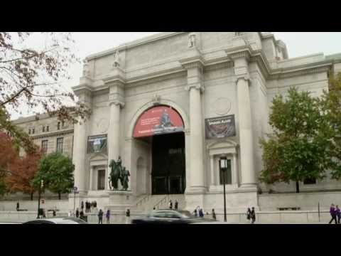 Treasures of New York: American Museum of Natural History Preview