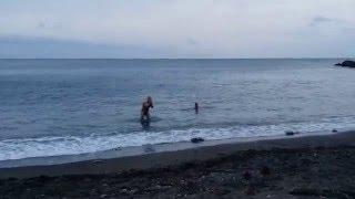 Крым Царский пляж