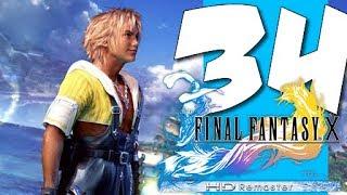 Lets Play Final Fantasy X: Part 34 - Macalania Bar