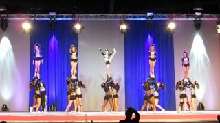 California Allstars Junior Mafia - American Showcase Day 1,  04-06-13