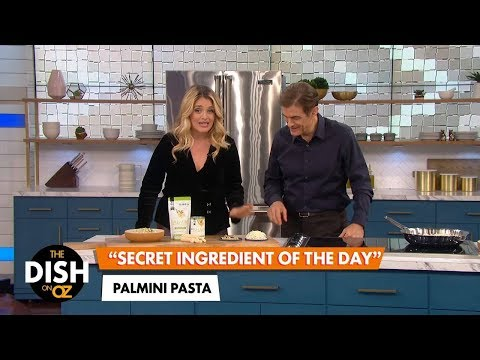 The Low-Carb Pasta Alternative You Should Try Oz