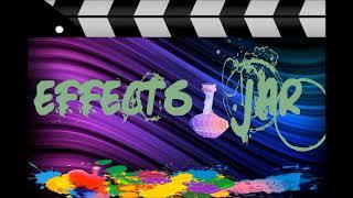 Youtube Channel Editable Intro : DISCO Theme