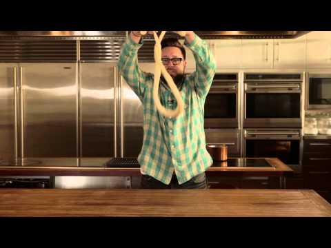 How to Twist Pretzels