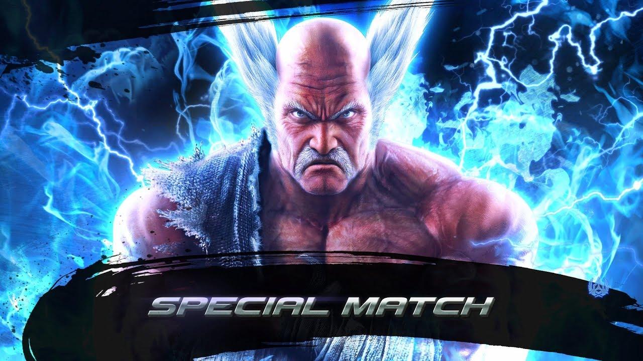 Tekken 7 Final Heihachi Mishima Special Match And Rage Art
