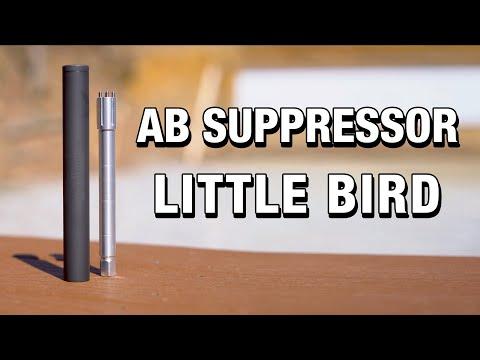 Adjustable 22lr Suppressors? AB Suppressor Little Bird/MELB Review