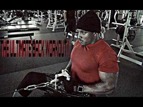 The Ultimate Back Workout!! [4k VLOG]