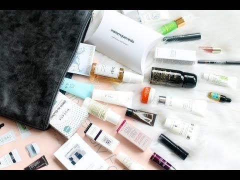SPACE NK AUTUMN BEAUTY EDIT GWP + MY RECOMMENDATIONS