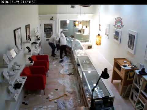 Sarasota Police Attempt to Identify Suspects Who Stole $50,000 - $100,000 in Jewelry & Coins