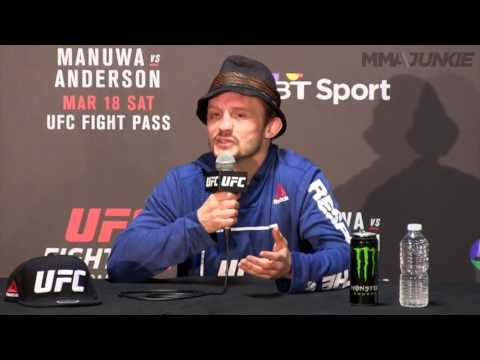Brad Pickett strived for a typical 'Brad Pickett fight' at UFC Fight Night 107