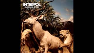 Interpol - Who do you think