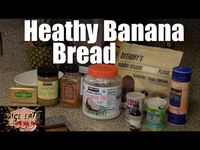 Wise Eats - Bastard Biker Banana Bread – Healthy & Delicious Banana Bread Recipe