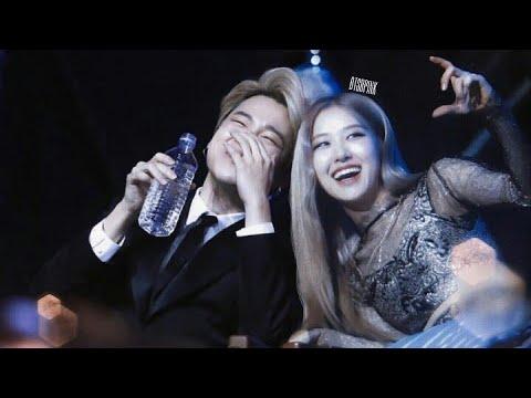 JIROSE|JIMIN×♡×ROSE SWEET COUPLE|BTS|BLACKPINK