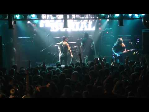 After The Burial - Live in Plan B 21.02.2013