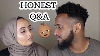 HONEST Q&A | ARE WE HAVING A BABY!??