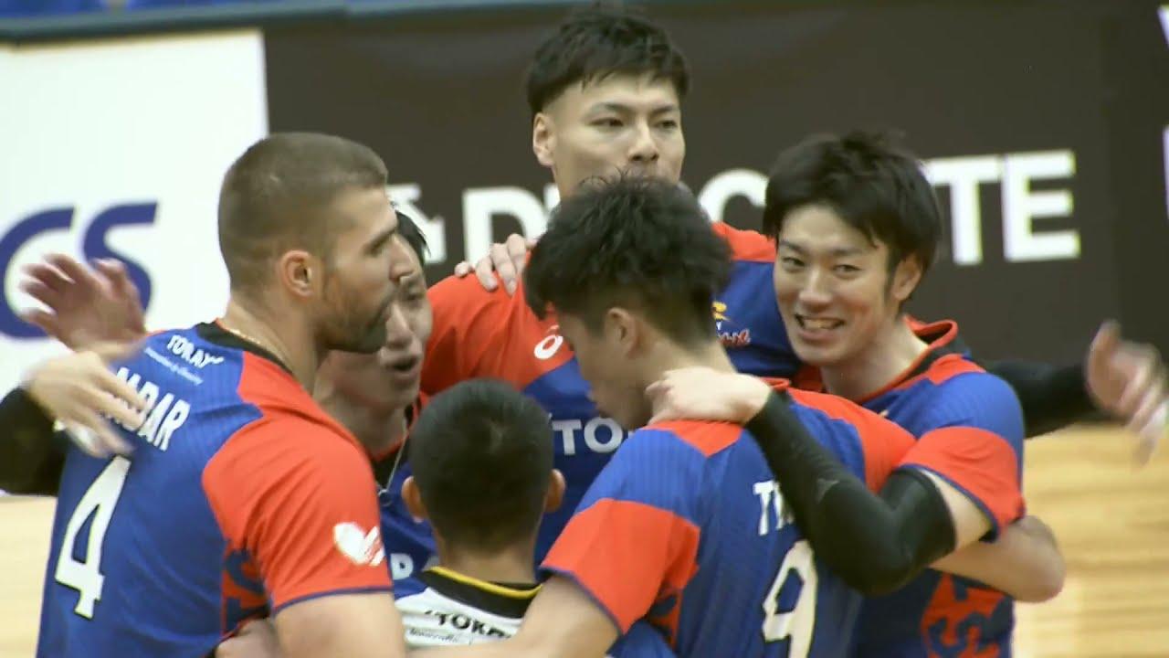 Download 【Vリーグ公式】2021/10/15 ハイライト#VC長野トライデンツ vs #東レアローズ
