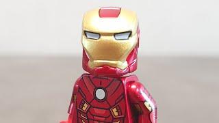 Lego Iron Man MK 9 Custom Mini…