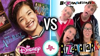 Video Andi Mack VS Bizaardvark Musical.ly Battle | New Disney Channel Stars Musically download MP3, 3GP, MP4, WEBM, AVI, FLV Juli 2017