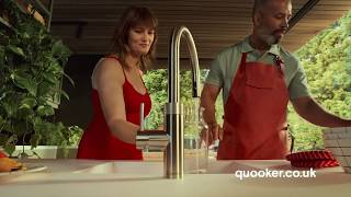 Quooker UK CUBE 30 sec TV commercial