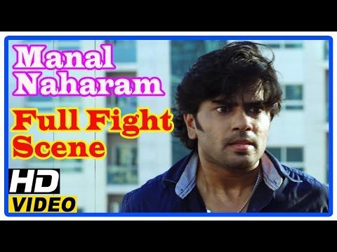Manal Naharam Tamil Full Movie | Full Fight Scenes | Prajin | Thanishka