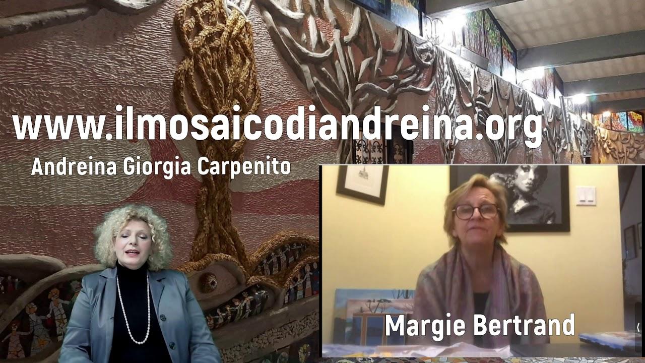 Storie del mosaico: intervista a Margie arrivata dal Canada