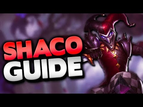 Shaco Jungle Gameplay Guide: How to Play Shaco for Beginners