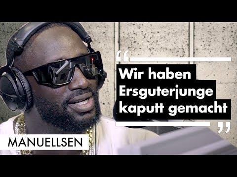 MANUELLSEN Interview: über Rassismus, Neues Album 'MB ICE', Bushido, CCN4, Ersguterjunge