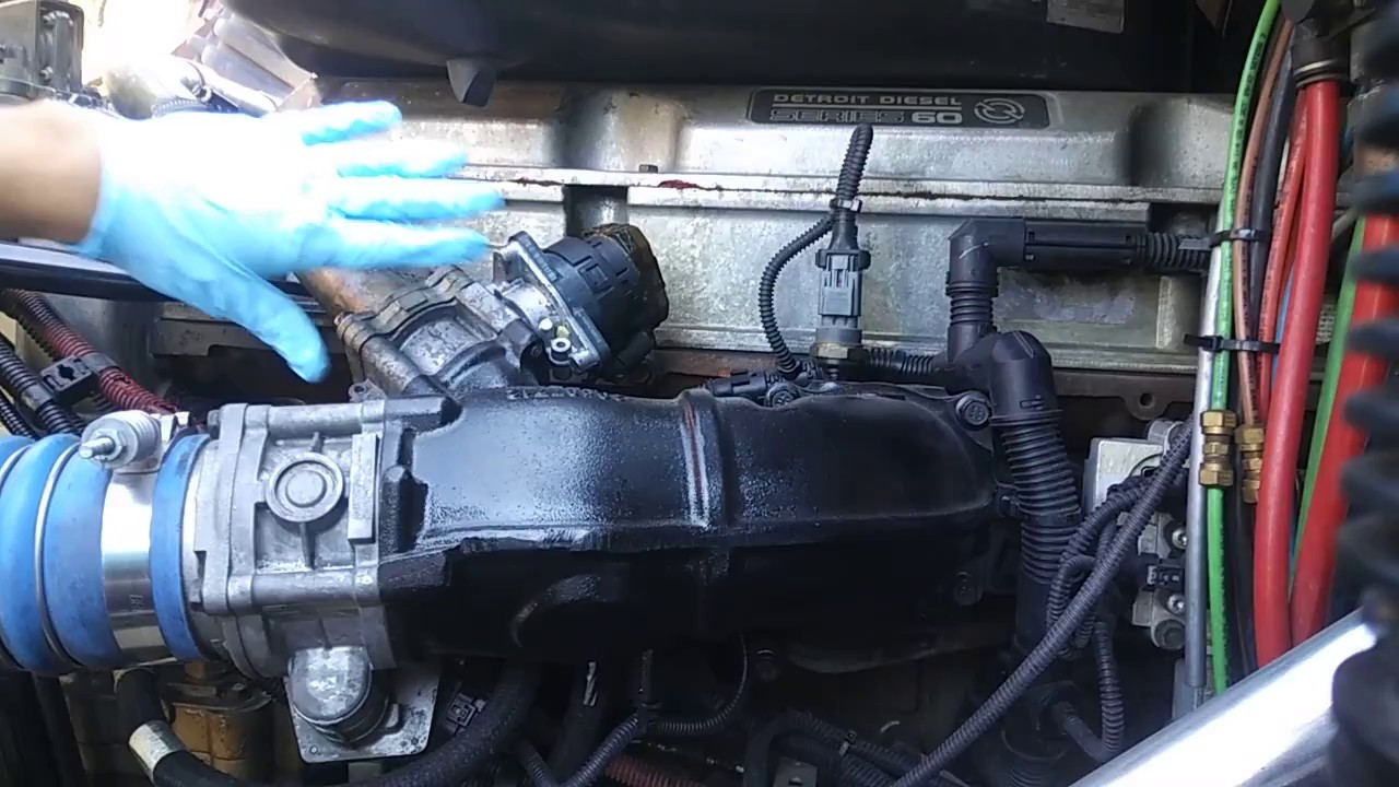 Replacing boost sensor