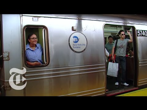The Subway Shuffle: Navigating the Transit Quirks of New York City | The New York Times Mp3