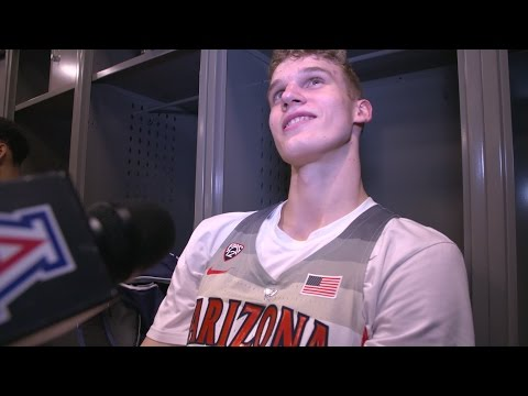 Arizona Postgame Open Locker Colorado