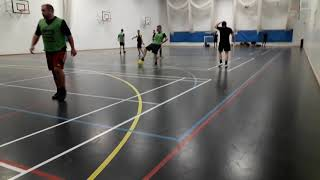 Rugby Rovers FC vs AFFFC. Match Footage Part 1. Season 4.