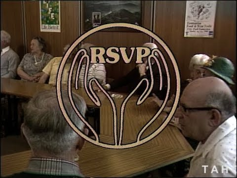 R.S.V.P. - Retired Senior Volunteers Programme (1980)