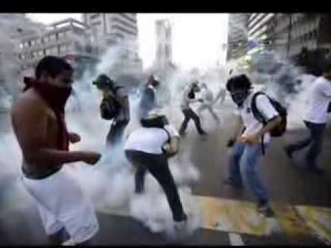 Gimme the power: Venezuela 2014
