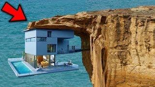 दुनिया के 5 सबसे अजीब और अनोखे घर। Top 5 Strange Houses in the World