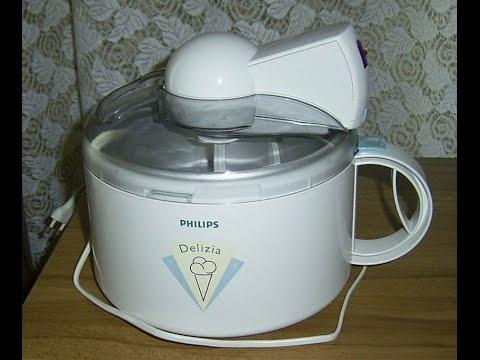 Philips Eismaschine Hr 2295