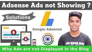 Why Adsense Ads not Showing on Website or Blog ? [Technical RipoN]