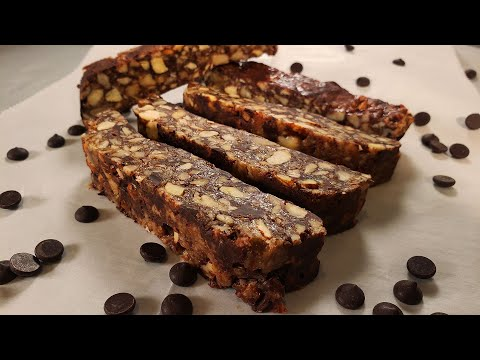 how-to-make-keto-granola-bars-|-keto-chewy-granola-bar-recipe