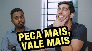 Peca mais, Vale mais - DESCONFINADOS