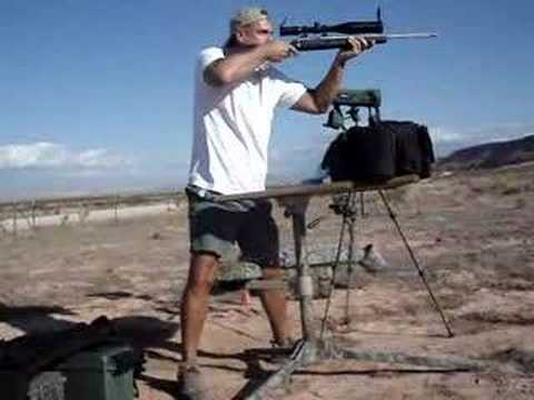 D O A Tactical Shooting Bench In Use By Dave Revering Youtube