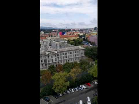 Westin Zagreb  - View from the room