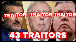 43 Traitors