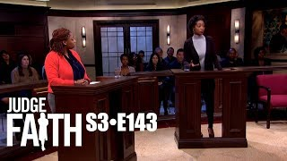 Judge Faith - Houdinied; Deal With A Liar (Season 3: Episode#143)