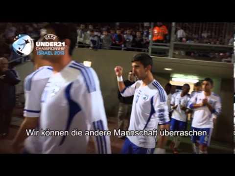 U21-Europameisterschaft 2013 in Israel - Israels Trainer Guy Luzon