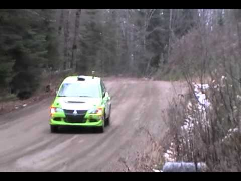 Recording Rally Car Sound Effects by Sound Ideas