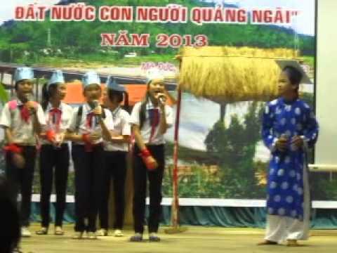 """thcs nam dan - mo duc ( giai nhi phan thi """" tu gioi thieu """""""