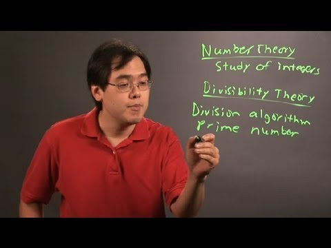 An Introduction to Number Theory : College Math
